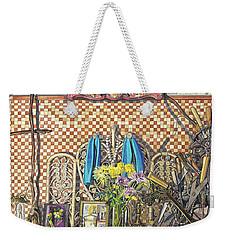 The Altar Weekender Tote Bag