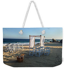 The Alter By The Sea Weekender Tote Bag