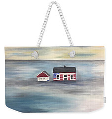 The American Dream And Climate Change Weekender Tote Bag