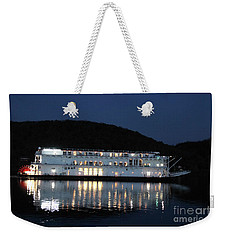 The American Duchess At Night Weekender Tote Bag