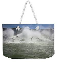 The American Falls Of Niagara Weekender Tote Bag