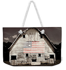 The American Farm Weekender Tote Bag