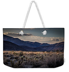 The American West Weekender Tote Bag