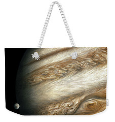 The Ancient Dance Of Europa And Jupiter Weekender Tote Bag