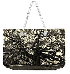 The Angel Oak Weekender Tote Bag