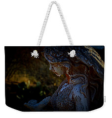 The Angel Of The Grove Weekender Tote Bag by Nature Macabre Photography