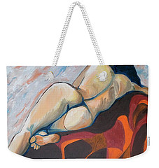 The Anguish Of Love Weekender Tote Bag