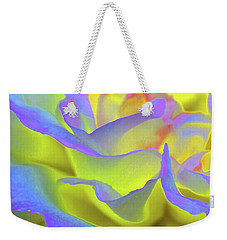 The Answer Weekender Tote Bag by The Art Of Marilyn Ridoutt-Greene