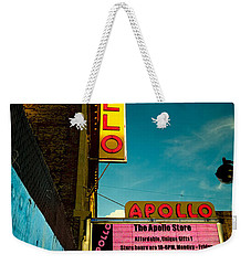 The Apollo Theater Weekender Tote Bag