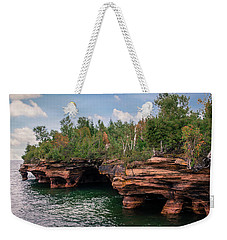 The Apostle Islands Weekender Tote Bag