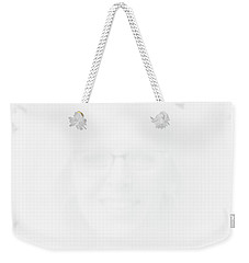 The Apparition Weekender Tote Bag by David Patterson