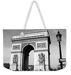 The Arc Di Triomph Weekender Tote Bag