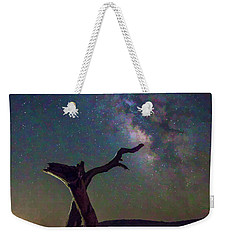 The Archer Weekender Tote Bag by Peter Tellone