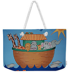 The Ark Weekender Tote Bag