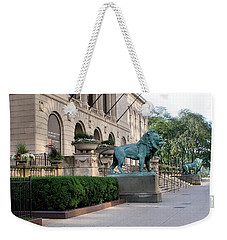 The Art Institute Of Chicago - 3 Weekender Tote Bag