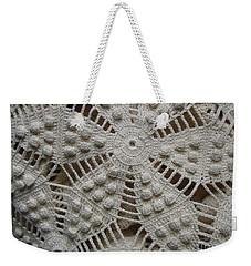 The Art Of Crochet  Weekender Tote Bag