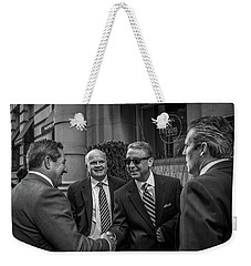 The Art Of The Deal Weekender Tote Bag