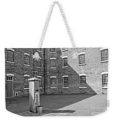 The Art Of Welfare. Dwelling. Weekender Tote Bag