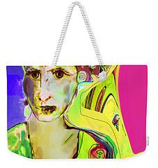 The Artist In Fauve Working Artist Weekender Tote Bag