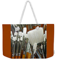 The Artist In The Brush 2 Weekender Tote Bag