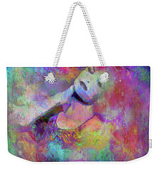 The Artist Weekender Tote Bag by Tlynn Brentnall