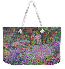 The Artists Garden At Giverny Weekender Tote Bag