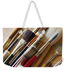 The Artist's Studio Weekender Tote Bag by Ana V Ramirez