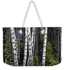 The Aspens Weekender Tote Bag