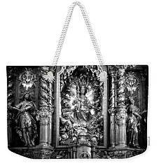 The Assumption Of Mary Pilgrimage Church Weekender Tote Bag
