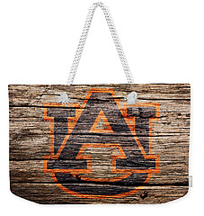 The Auburn Tigers 1a Weekender Tote Bag