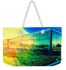 The Aura Of 5.4.7 Gallery Weekender Tote Bag