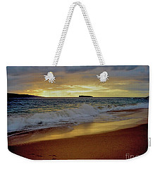 The Aura Of Molokini Weekender Tote Bag by Victor K