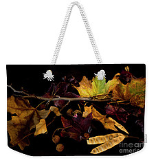 The Autumn Branch Weekender Tote Bag