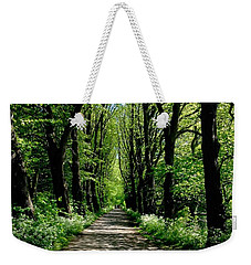 The Avenue Of Limes At Mill Park 3 Weekender Tote Bag