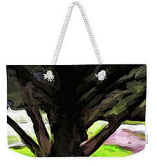 The Avenue Of Trees 1 Weekender Tote Bag