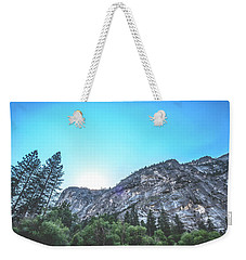 Weekender Tote Bag featuring the photograph The Awe- by JD Mims