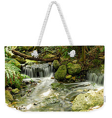 The Babbling Brook Weekender Tote Bag