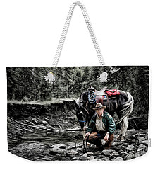 The Back Country Guardian Weekender Tote Bag