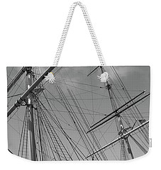 The Balclutha Caravel Weekender Tote Bag