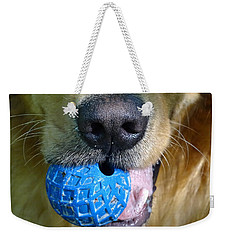 The Ball. Weekender Tote Bag