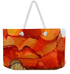 The Ball Of Fire Weekender Tote Bag