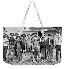 The Ball Team Weekender Tote Bag