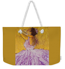 The Ballet Dancer Weekender Tote Bag by David Patterson