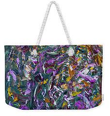 The Ballroom Dance Weekender Tote Bag