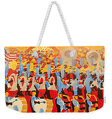 The Band Weekender Tote Bag