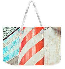 The Barber Weekender Tote Bag