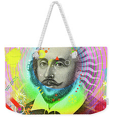 The Bard Weekender Tote Bag by Gary Grayson