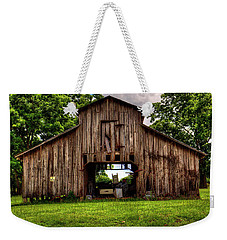 The Barn Weekender Tote Bag by Ester Rogers