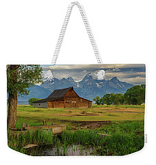 The Barn Weekender Tote Bag