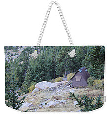 The Barr Trail A Frame Weekender Tote Bag